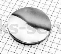 Крышка головки цилиндра, где звезда распредвала (круглая) 70сс