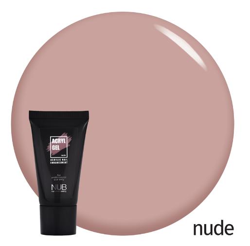 Акрил - гель NUB Nude 30 мл