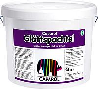 Шпаклевка финишная Капарол Глад Шпатель дисперсионная готовая ведро 25 кг.