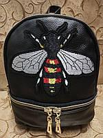 Женский рюкзак GUCCI искусств кожа качество городской стильный Популярный только опт, фото 1