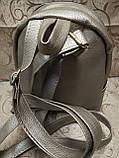 Женский рюкзак GUCCI искусств кожа качество городской стильный Популярный только опт, фото 4