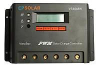 Контроллер заряда EPSOLAR VS5048N, 50А,12/24/48В