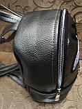 Женский рюкзак GUCCI искусств кожа качество городской стильный Популярный только опт, фото 3