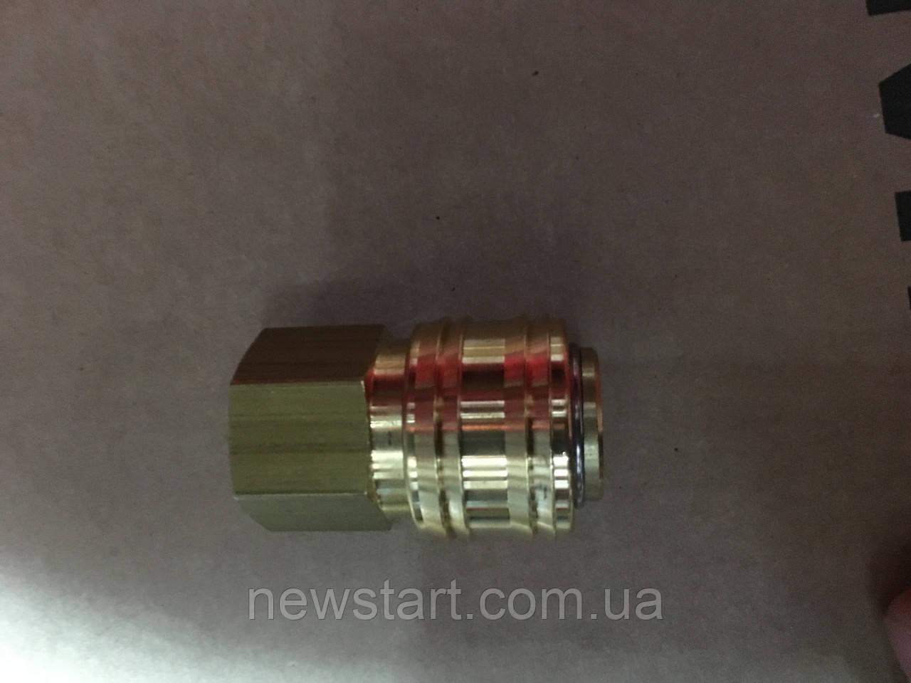 Быстроразъемные соединения (муфта)  для воздуха DN 7,2 резьба внутренняя BSP