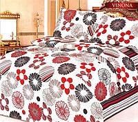 Комплект постільної білизни Le Vele Vinona Daily Series сатин сімейне