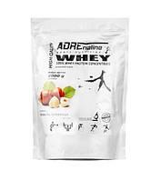 Протеин ADRENALINE WHEY 80% 2кг Вкус: Клубника
