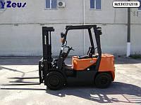 Аренда вилочного погрузчика в Запорожье, дизель 3 тонны