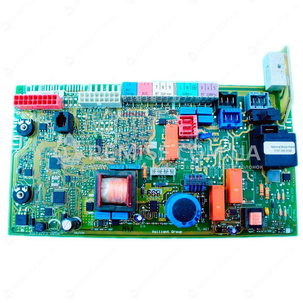 Плата управления Vaillant ecoTEC Plus VU 466, 656/4-5