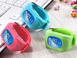 Дитячі Смарт годинник з GPS Q50 (Smart Watch) Розумні годинник, фото 7