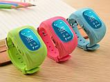 Дитячі Смарт годинник з GPS Q50 (Smart Watch) Розумні годинник, фото 6