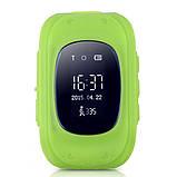 Дитячі Смарт годинник з GPS Q50 (Smart Watch) Розумні годинник, фото 5