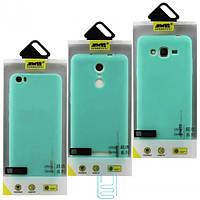 Чехол силиконовый SMTT Apple iPhone 7, iPhone 8 бирюзовый