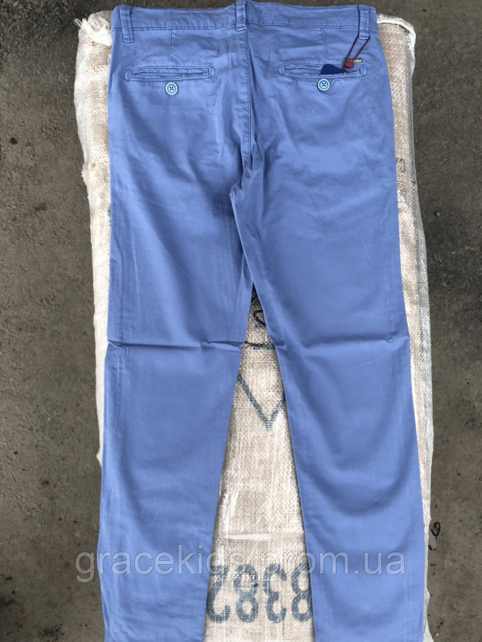 Котоновые брюки для мальчиков подростков Cool Finish,разм 11-15 лет