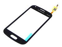 Тачскрин сенсор Samsung S7560, S7562 Galaxy S Duos черный
