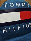 Рюкзак tommy Томми мессенджер 300D спорт спортивный городской стильный Школьный рюкзак, фото 7