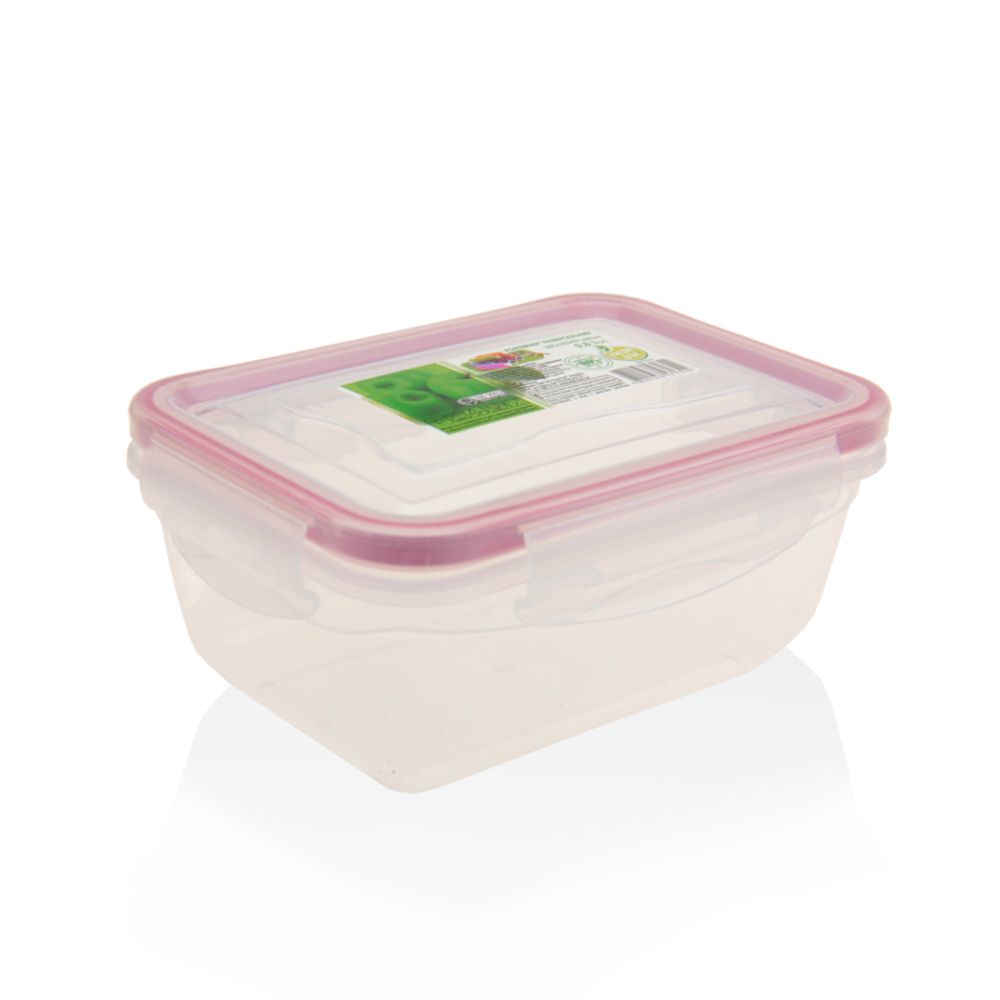 Контейнер для пищевых продуктов Фреш Бокс 0,8 литра 17х12х7 см