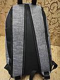 Рюкзак tommy Томми мессенджер 300D спорт спортивный городской стильный Школьный рюкзак, фото 4