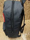 Рюкзак Supreme мессенджер 300D спорт спортивный городской стильный Школьный рюкзак только опт, фото 3