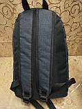 Рюкзак Supreme мессенджер 300D спорт спортивный городской стильный Школьный рюкзак только опт, фото 4