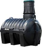Септик однокамерный Эколайн , 3000 Литров (Украина), фото 2