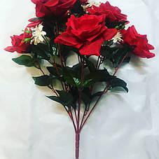 Искусственная роза (60 см), фото 3