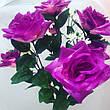 Искусственная роза (60 см), фото 4