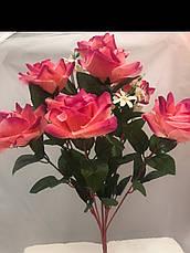 Искусственная роза (60 см), фото 2