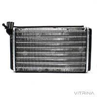 Радиатор печки ВАЗ-2110, 2111, 2112 (отопителя старого образца) | ДМЗ (Россия)