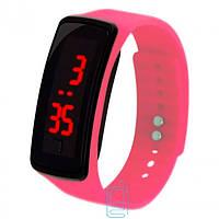 Часы наручные LED Watch A002 розовые