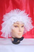 Шапочка Одуванчик белый для карнавального костюма