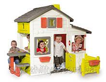 Детский Домик для друзей Smoby