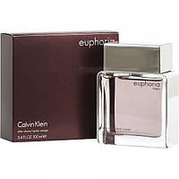 Мужские духи (туалетная вода) Кельвин Кляйн Calvin Klein Euphoria Men EDT 100 ml Реплика супер качество
