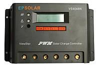 Контроллер заряда EPSOLAR VS5024N, 50А,12/24В