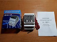 """Высокоточный цифровой терморегулятор """"DALAS""""  40А"""