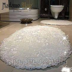 Набор ковриков для ванной комнаты ESTIMA LUX овальные