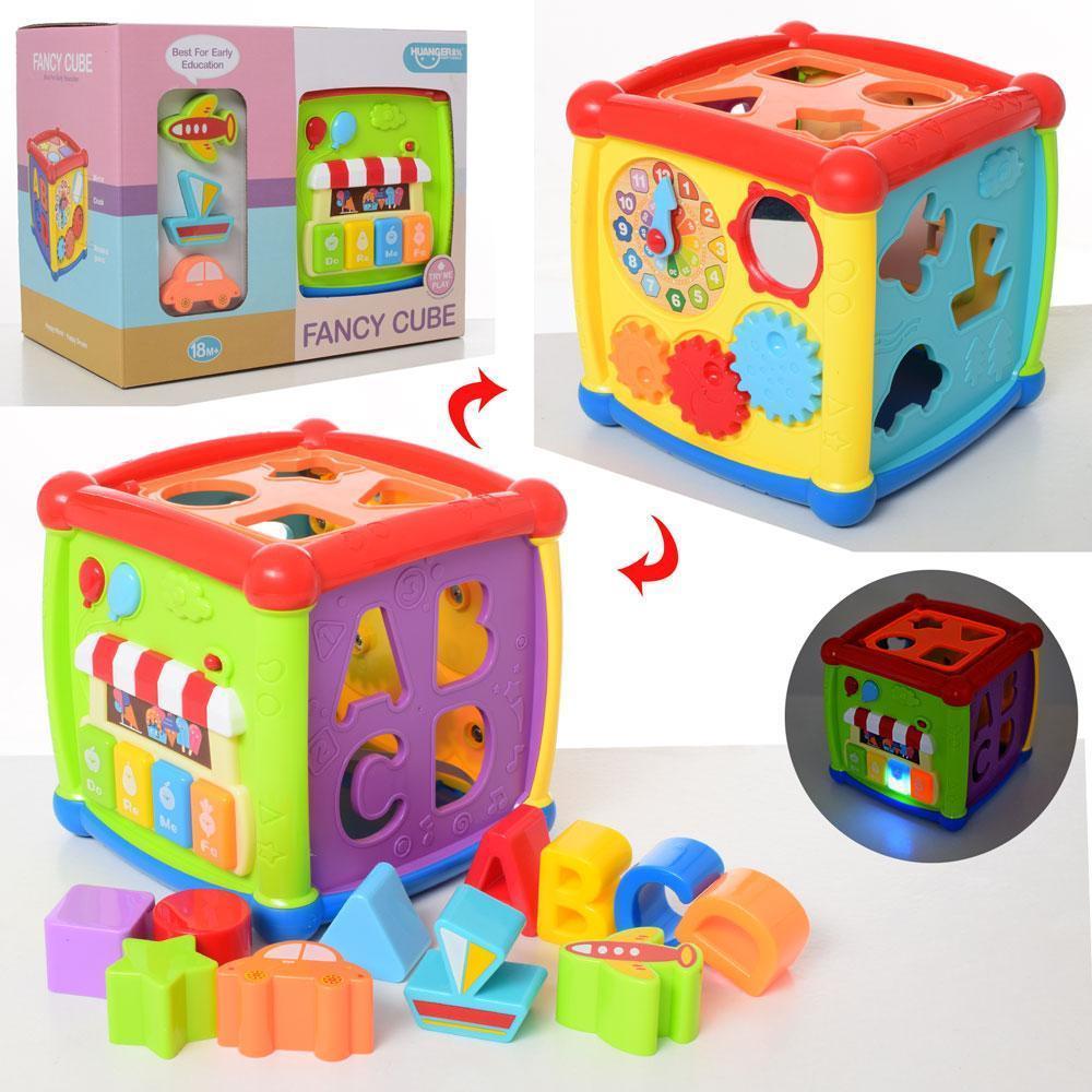 Логический Куб HE 0520 2 вида