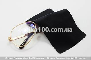 Серветка для окулярів кращої якості. Справжня мікрофібра. Преміальна якість