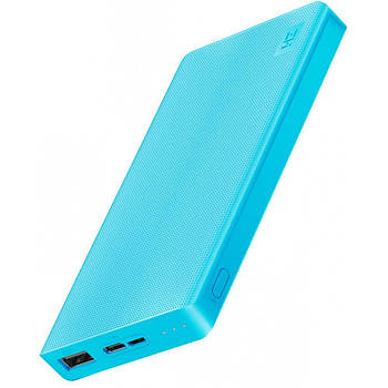 Xiaomi ZMi Power Bank 10000 mAh Type-C Black Quick Charge 2.0 (QB810)