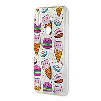 Силиконовый чехол Unique for Xiaomi Redmi S2 Ice cream