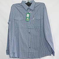 Чоловіча сорочка сорочка (довгий рукав) оптом зі складу в Одесі