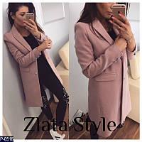 21f84980829 Пальто демисезонное Кашемир Серый 46 в категории пальто женские в ...
