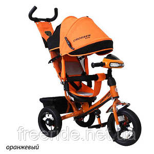 Детский трехколесный велосипед Crosser One T-1 (пена)