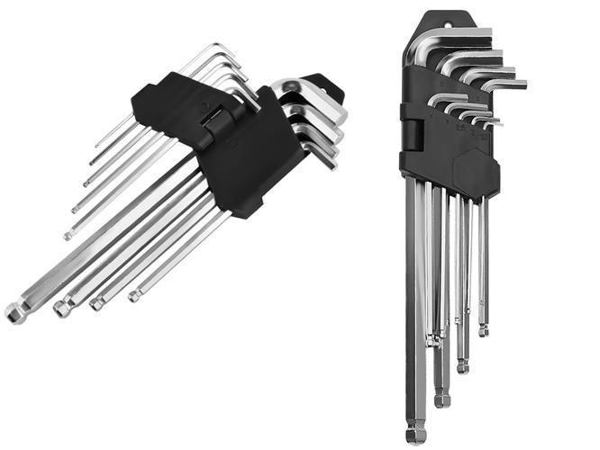 Набір ключів шестигранні 1,5-10мм