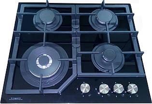Комплект встроенной техники ELEGANT EG66RGBT-PG+ELEGANT GHG69BK+Sweet Air HC 8216 FS, фото 3