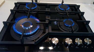 Комплект встроенной техники ELEGANT EG66RGBT-PG+ELEGANT GHG69BK+Sweet Air HC 8216 FS, фото 2