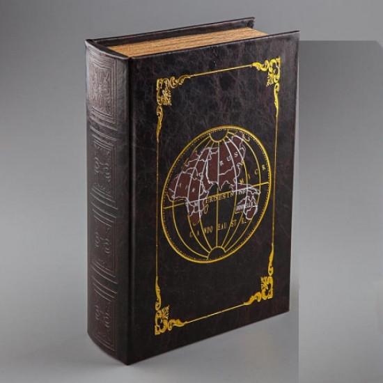 Книга сейф Земной Шар
