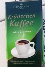 Кофе молотый  J.J. Darboven Kranzchen Kaffee 500г. Германия