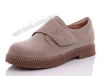 Новинка 2019.Женские туфли на толстой подошве  Jin Lan (размеры 36 - 41)