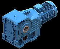 Коническо - цилиндрические мотор-редукторы I-MAK
