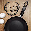 Форма для жарки яиц череп, фото 2